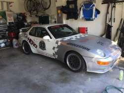 Porsche 968 Racing Car For Sale In Your Garage