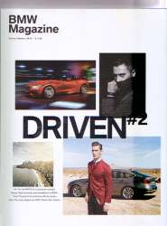 Official BMW Magazine Spring - Summer 2013 Edition For Sale