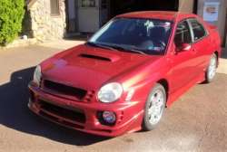 2002 Subaru WRX 1 Owner Garage Kept Very Clean For Sale
