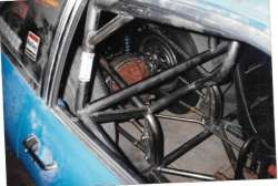 71 Pinto Drag Racing Car For Sale - 13