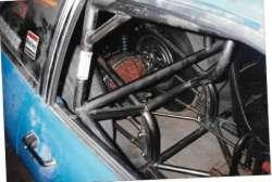 71 Pinto Drag Racing Car For Sale - 13