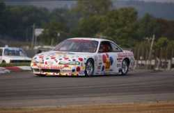 SCCA GT-3 Nissan 240SX Racing Car For Sale 2