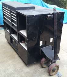 Racing Pit Cart - Pit Wagon For Sale