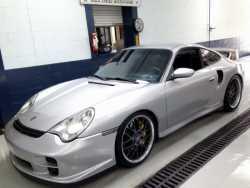 2001 Porsche 911 (996) Twin Turbo For Sale - 3
