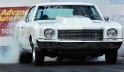 1970 Monte Carlo SS Drag Racing Car For Sale