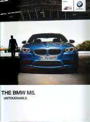 Official BMW M5 Brochure For Sale