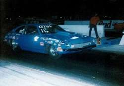 71 Pinto Drag Racing Car For Sale  - 2