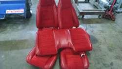 Monza Seats