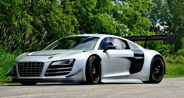 Audi R8 LMS Ultra Full GT 3 Specification Race Car For Sale