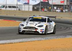 2014 Aston Martin V8 Vantage GT4 Racing Car For Sale  - 4