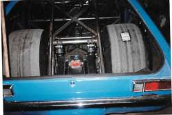 71 Pinto Drag Racing Car For Sale - 14