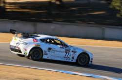 2014 Aston Martin V8 Vantage GT4 Racing Car For Sale  - 5