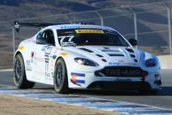 2014 Aston Martin V8 Vantage GT4 Racing Car For Sale