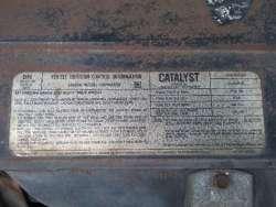 Unmolested Barn Find 78 Camaro For Sale- 16