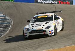 2014 Aston Martin V8 Vantage GT4 Racing Car For Sale - 2