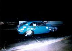 71 Pinto Drag Racing Car For Sale