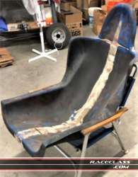 Original Vintage Road Racing Seat - For Sale