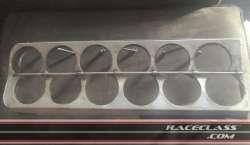 Formula One Matra MS120D Matra V12 Air Box Base For Sale - 2