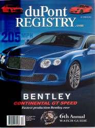duPont Registry.com Magazine October 2012 Edition For Sale