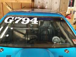 71 Pinto Drag Racing Car For Sale - 8