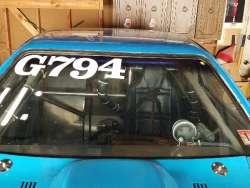 71 Pinto Drag Racing Car For Sale - 8
