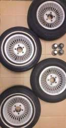 Vintage 30 Spoke Hurricane American Racing Wheels For Sale