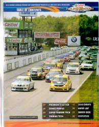 Castrol Canadian Touring Car Championship Guide For Sale
