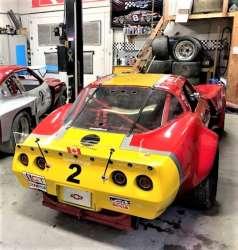 1982 C3 GT1 Corvette Road Racing Car For Sale - 7