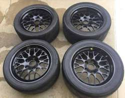 Fikse FM10 Forged Modular Wheels from Porsche 911 - For Sale