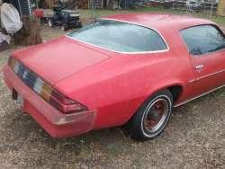 Unmolested Barn Find 78 Camaro For Sale - 11