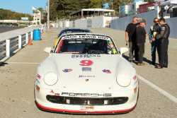 Porsche GT-2 FABCAR Racing Car For Sale - 4