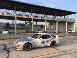 Porsche 968 Pitlane Sebring Raceway