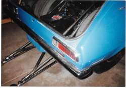 71 Pinto Drag Racing Car For Sale - 16