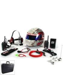 Racing Electronics Radio Set - Motorola BPR40 For Sale