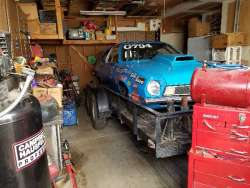 71 Pinto Drag Racing Car For Sale - 4