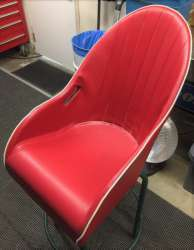 Lotus Eleven Racing Seat - For Sale