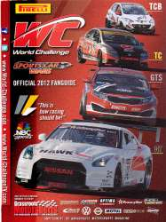 Pirelli World Challenge Official 2012 Fanguide For Sale