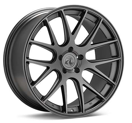 Full Size Image Axis Non OEM Dodge Challenger SRT HellCat Wheels For Sale