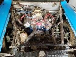 71 Pinto Drag Racing Car For Sale - 9