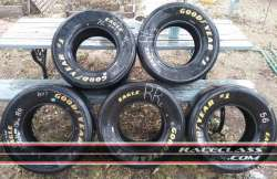 NASCAR - IROC Series Goodyear Racing Tires For Sale