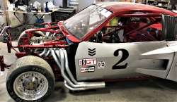 1976 Chevy IMSA GT Monza RaceCar For Sale - 8