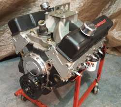 Small Block Chevy Drag Racing Engine For Sale