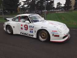 Porsche GT-2 FABCAR Racing Car For Sale - 5