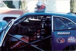 71 Pinto Drag Racing Car For Sale - 3