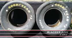 Pair of NASCAR - IROC Series Goodyear Racing Tires For Sale
