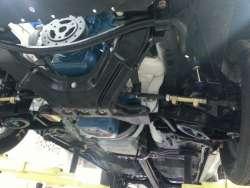 Monza Front Suspension Detail