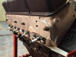 Small Block Chevy Drag Racing Complete Engine For Sale - 4