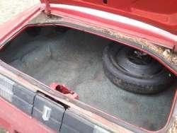 Unmolested Barn Find 78 Camaro For Sale- 20